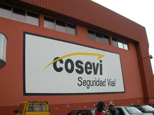 A quienes les decomisaron sus vehículos en estos días el Cosevi está abierto hasta el miércoles